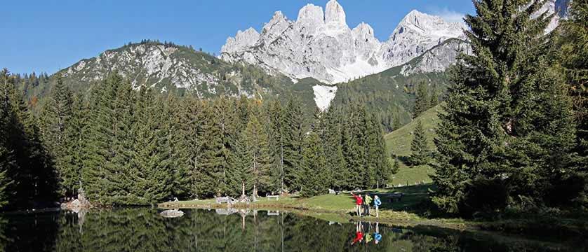 Filzmoos, Austria - Mountain & lake view.jpg